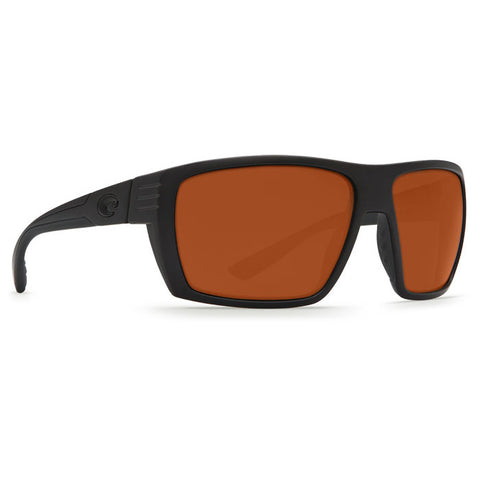 Costa Hamlin Blackout Polarized Matte Black Copper 580P Lens Sunglasses HL01OCP - SURF WORLD Florida