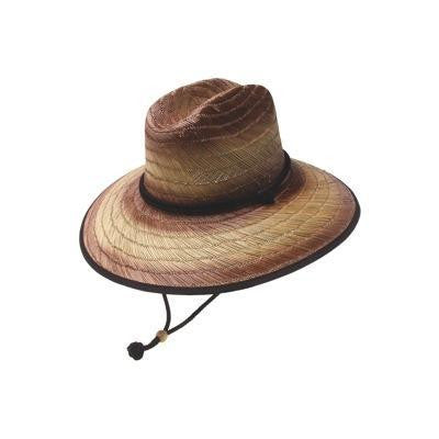 Peter Gimm So Cal Brown Lifeguard Hat PGB1027 - SURF WORLD