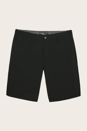 Oneill Stockton Hybrid Mens Shorts - Black