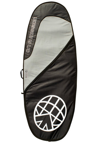 "Oam Day Mission 8'6"" SUP Board Bag - Black/ Black - SURF WORLD Fort Lauderdale Florida"