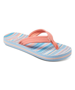 Reef Kids Ahi Sandals - Surf Stripe