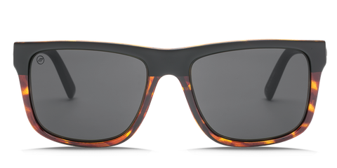 Electric Swingarm XL Darkside Tort/ OHM Grey Sunglasses - SURF WORLD Fort Lauderdale Florida