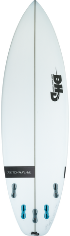 "DHD Switchblade 6'0"" x 20 1/4 x 2"" 9/16 Surfboard - SURF WORLD Florida"