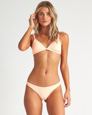 Billabong Under The Sun Tanga Bikini Bottom - Neon Orange