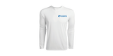 Costa Technical Species Sailfish Longsleeve Shirt - White