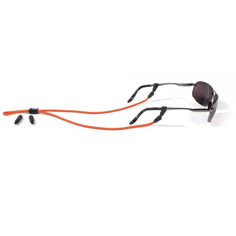 Croakies Terra / Tight End  Sunglass Retainers - Black