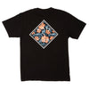 Salty Crew Tippet Tropic SS Mens T Shirt - Black