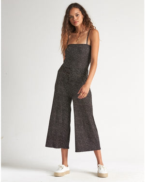 Billabong Try Me Womens Jumpsuit - Black