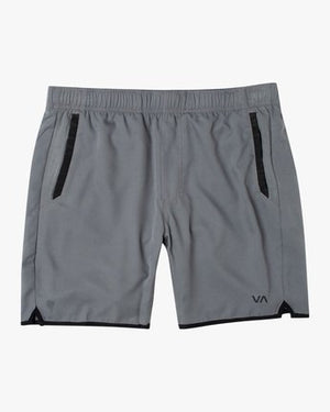 RVCA Yogger IV Mens Shorts - Smoke Grey