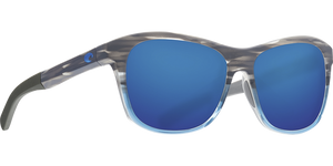 Costa Vela Coastal Fade Blue Mirror Ocearch Polarized Sunglasses 580P SURF WORLD