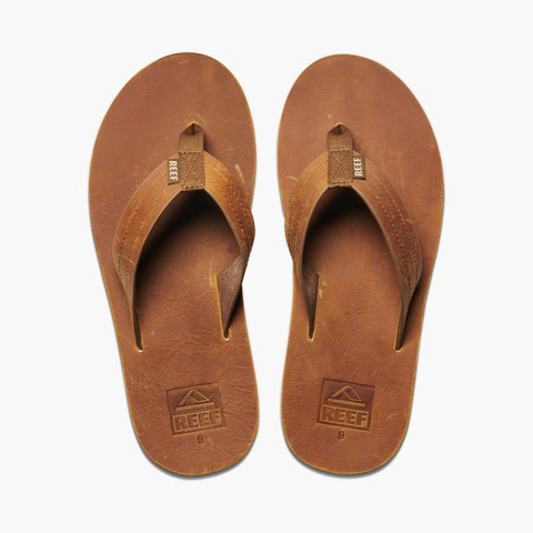 86477c0de9c7 Reef Voyage Le Mens Sandals - Brown Bronze