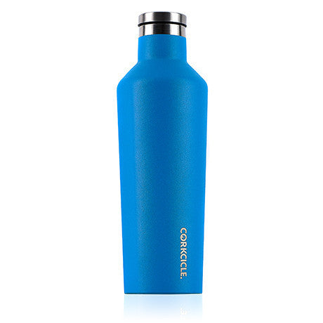 Corkcicle Waterman Series 16oz Canteen Hawaiian Blue - SURF WORLD
