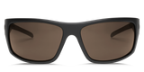 Electric Tech One XLS Matte Black OHM Polarized Bronze