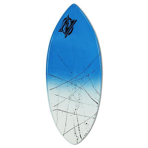"Zap Large Wedge 49"" Skimboard WG49 - Ast colors SURF WORLD"