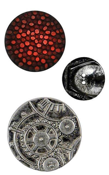 Large Decorative Buttons
