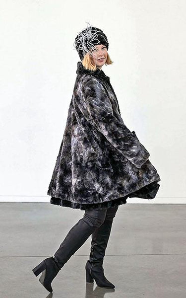Garland Swing Coat