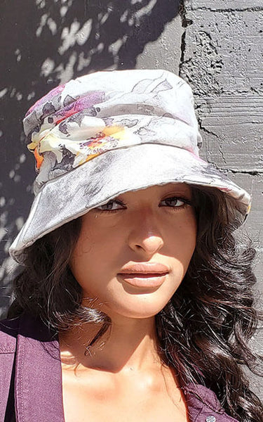 Krystyne Ruched Bucket Hat *NEW*