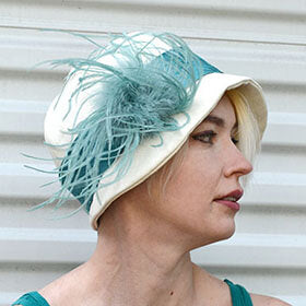Hat Trims by Style Mega Menu Image | Handmade in Seattle WA | Pandemonium Millinery