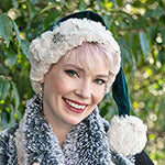 Holiday Accessories Mega Menu Image | Handmade in Seattle WA | Pandemonium Millinery