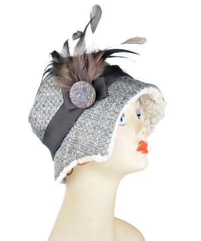 Abigail Style Hat - Frozen Tundra Upholstery