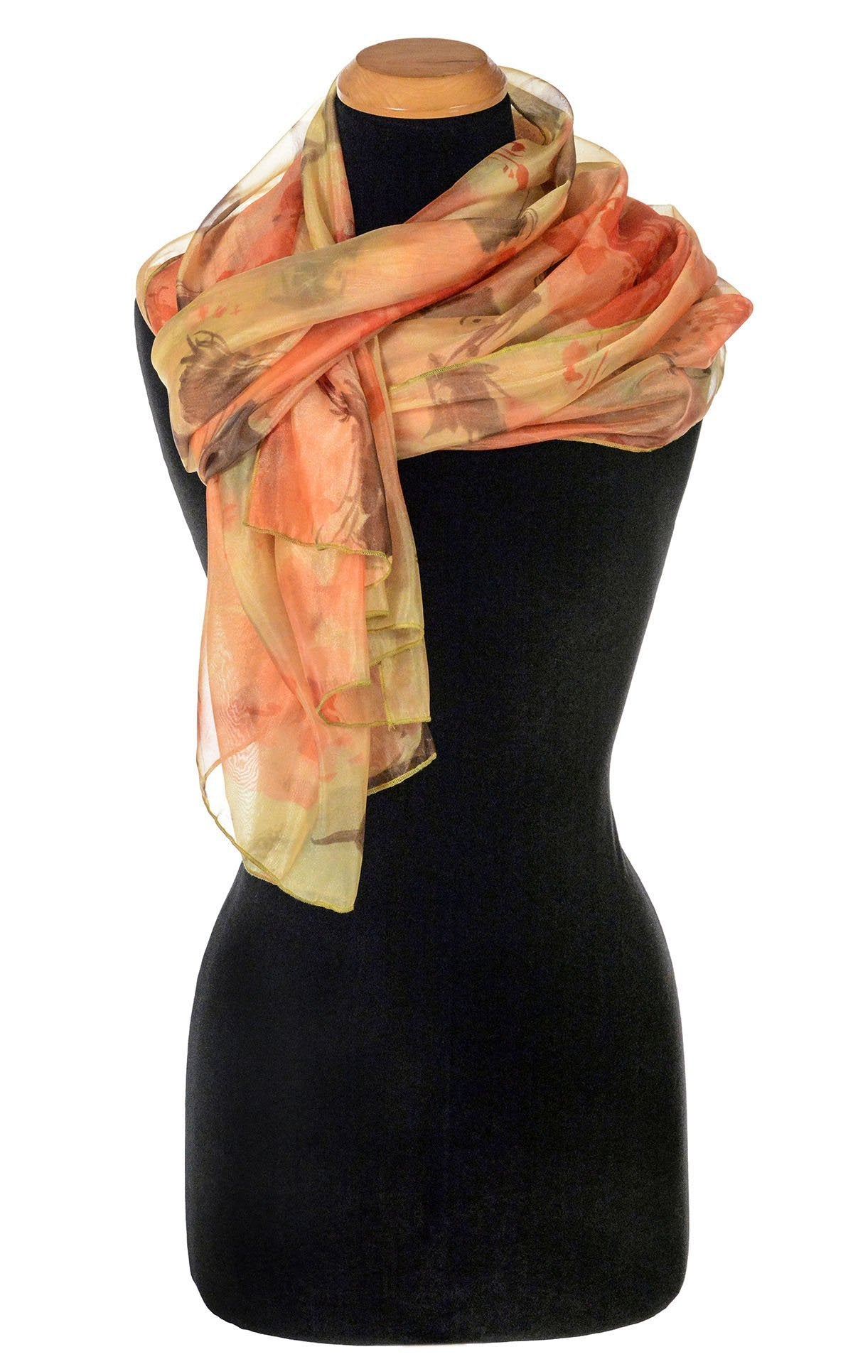 Coastal Garden Wrap - Sun Star