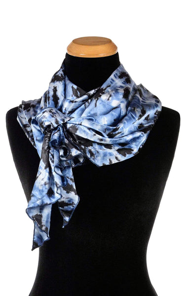 Pandemonium Millinery Handkerchief Scarf - Egyptian Collection (Scarab - Two Left!) Apparel