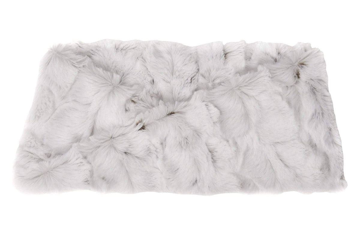 Headband - Luxury Faux Fur in Winters Frost
