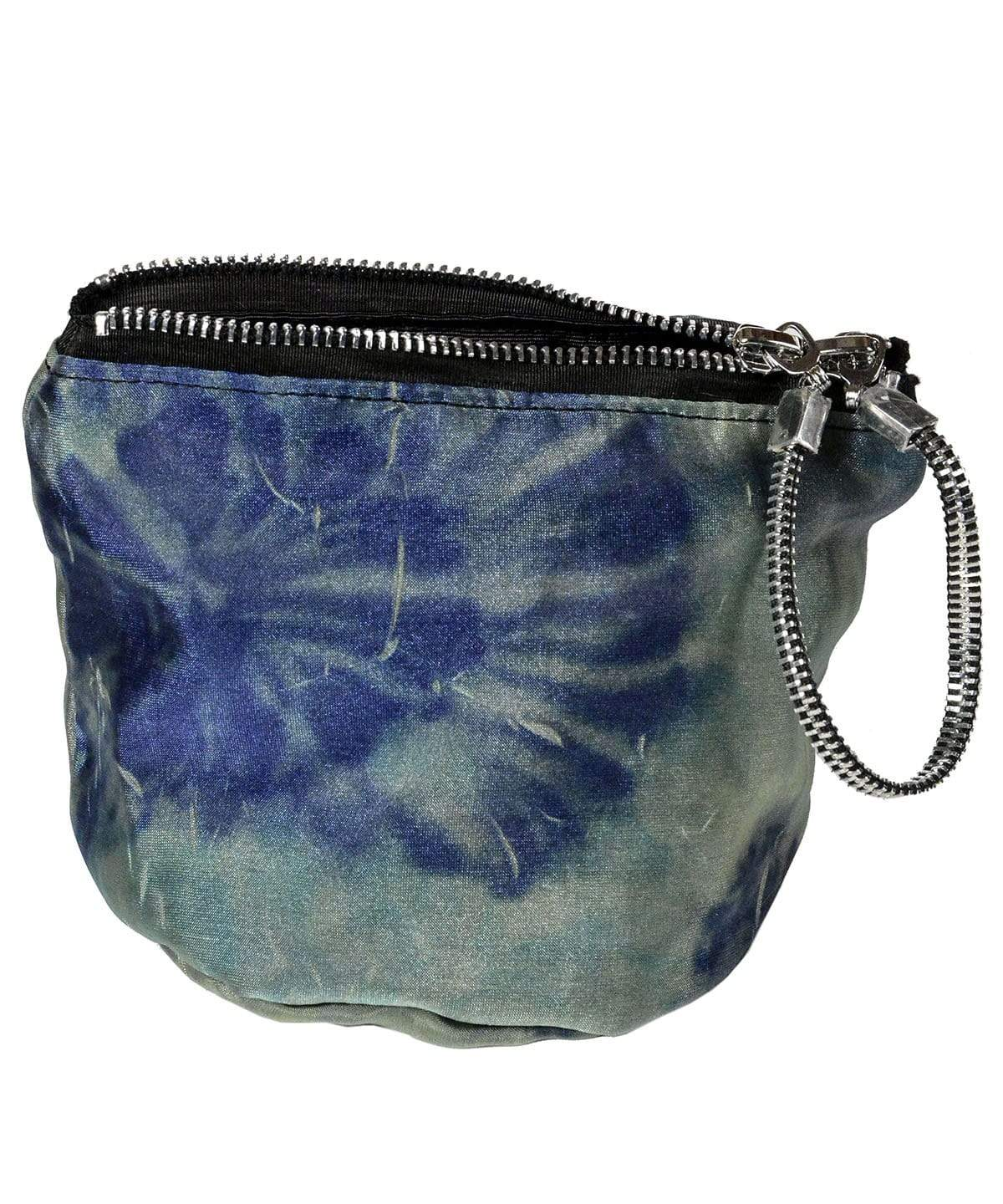 Pandemonium Millinery Ibiza After Six Bag - Coastal Garden Collection Coastal Garden in Agave Handbag