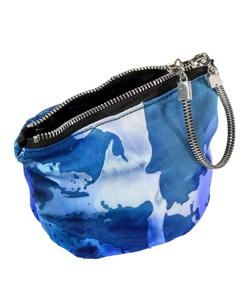Pandemonium Millinery Ibiza After Six Bag - Garden Path Collection Handbag