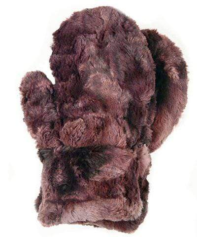 Pandemonium Millinery Mittens - Luxury Faux Fur in Highland (MEADOW - LIMITED AVAILABILITY) Accessories