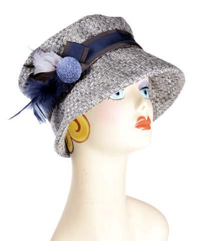 Molly Hat Style - Frozen Tundra Upholstery