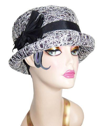Molly Hat Style - Luna in Black
