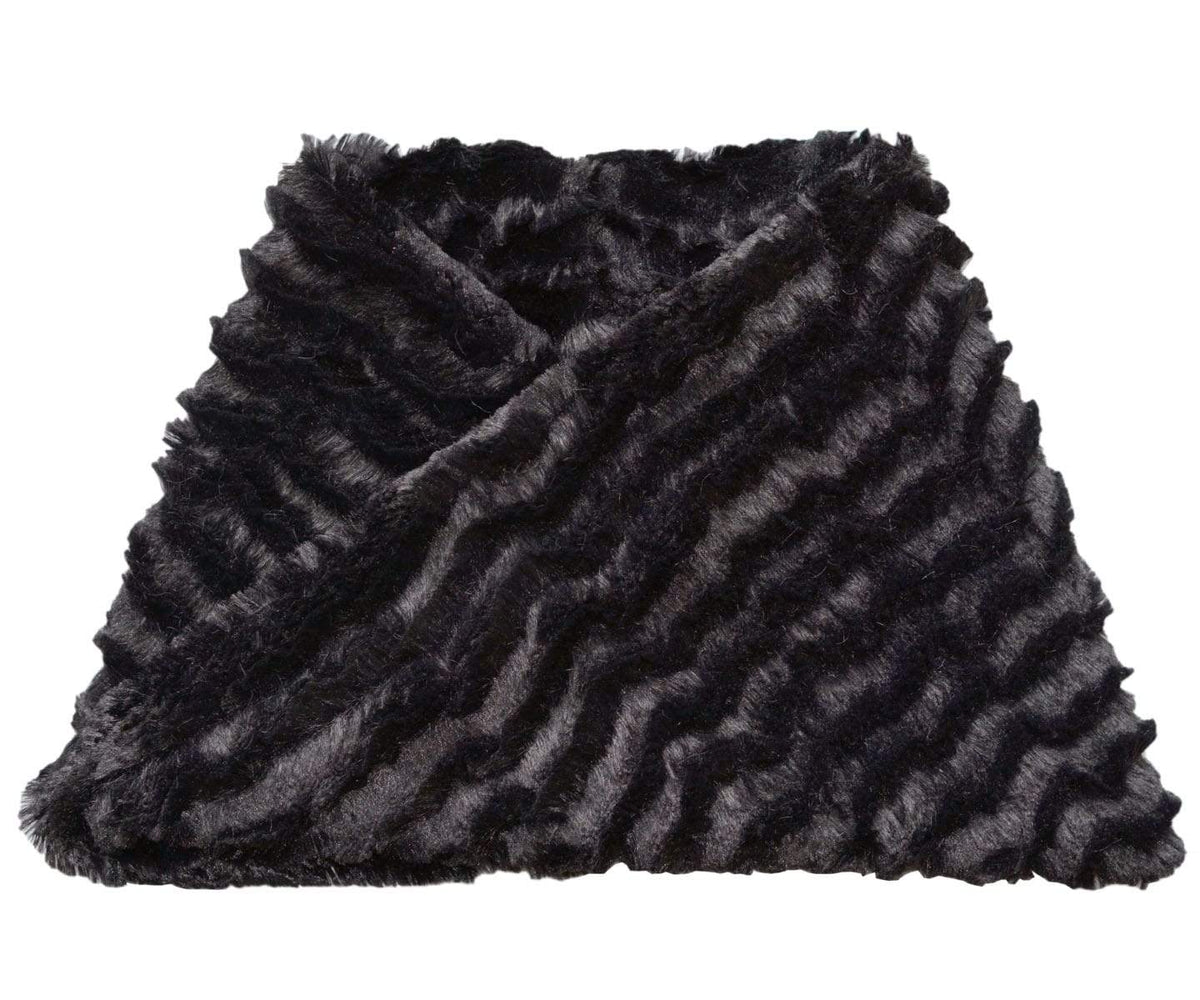 Neck Warmer - Desert Sand Faux Fur