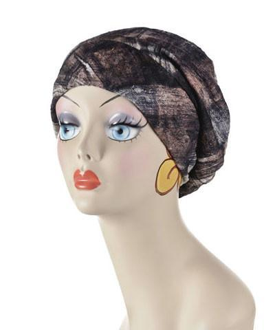 Rowdie, Reversible - Lovely Lace Pink / Lined Hats Pandemonium Millinery