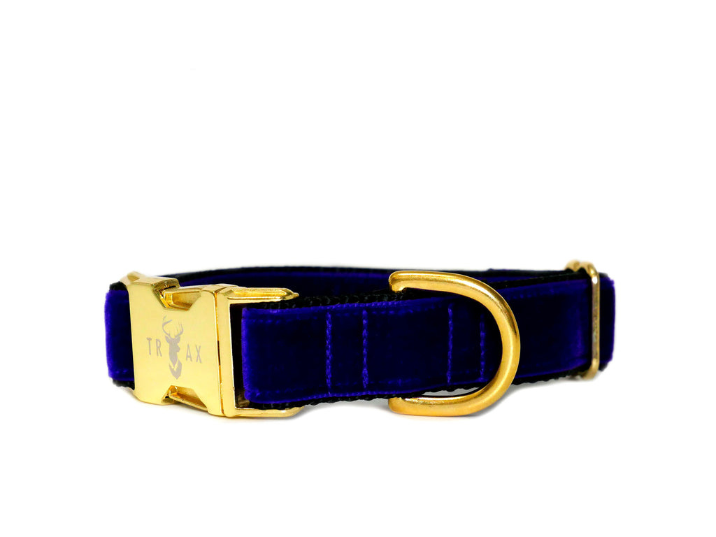The Winston (5 Colors) // Velvet Ribbon Collar
