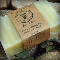 St. Kilda Homemade Soap Shampoo Bar Energizing Blend