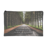 Watch The Path - Proverbs 4:26 Accessory Bag