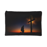 Kneeling at the Cross - Accessory Pouch