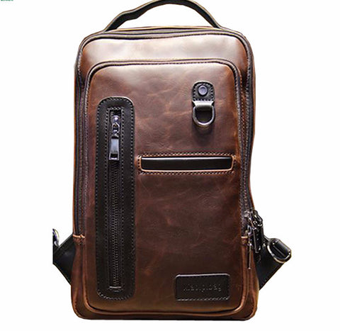 Casual Shoulder on-the-go Vintage Messenger bag