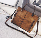 Womens Vintage European Messenger bag
