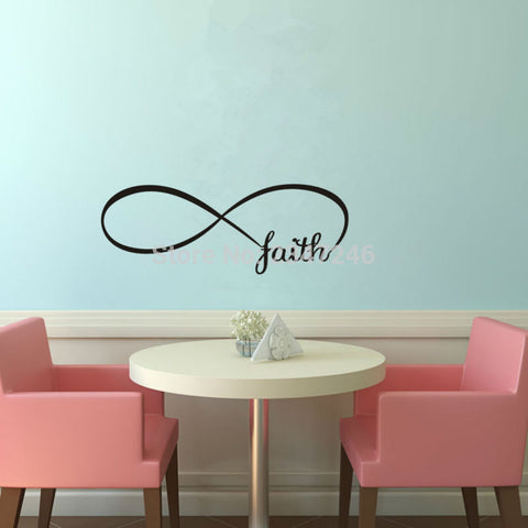 Faith Wall Decal Vinyl Sticker Room Decor