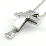 Mens Classic Fashion Luxury Cross Necklace
