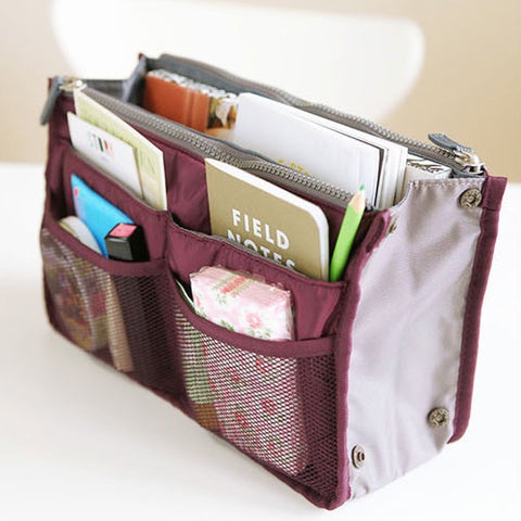 Carrier Messenger Bag Organizer