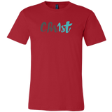 Men's Christ First Comfy Soft Tee