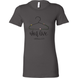 Wear Love Womens Colossians 3 T-Shirt