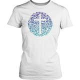Women's Garden Cross Tee