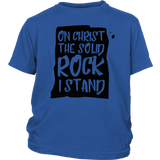 "Child's ""Christ The Solid Rock"" T-Shirt"