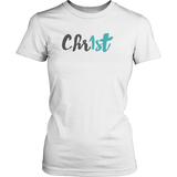 CHR1ST Women's Cotton Tshirt