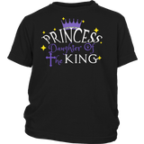 Princess Daughter T-Shirt for Girls