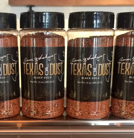 Texas Oil Dust - Black Gold